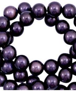 Miracle 3D kralen 6mm Dark purple