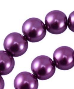Acryl parels paars