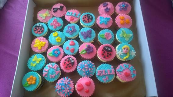 Dětské muffiny