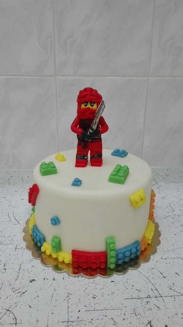 Lego ninja Dort
