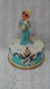 Dort Elsa a Olaf
