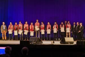 Meisterfeier der Handwerkskammer Freiburg 2017