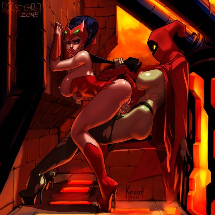 Cat-Ra & Shadow Weaver!