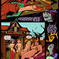 Dick or Treat – Pages 24 & 25