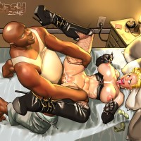 Dominated Dominatrix!