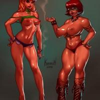 Daphne & Velma Little Redesign