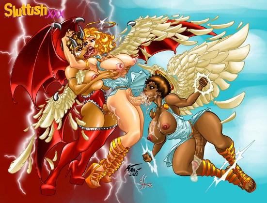 SLUTTISH_Angels