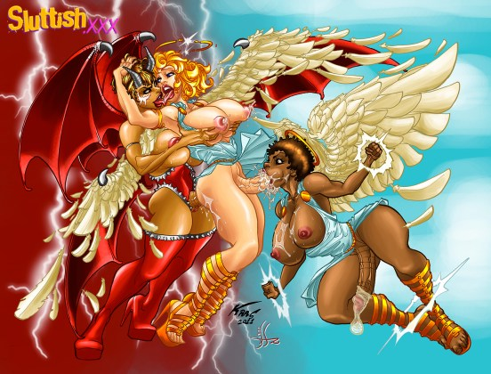 SLUTTISH_Angels