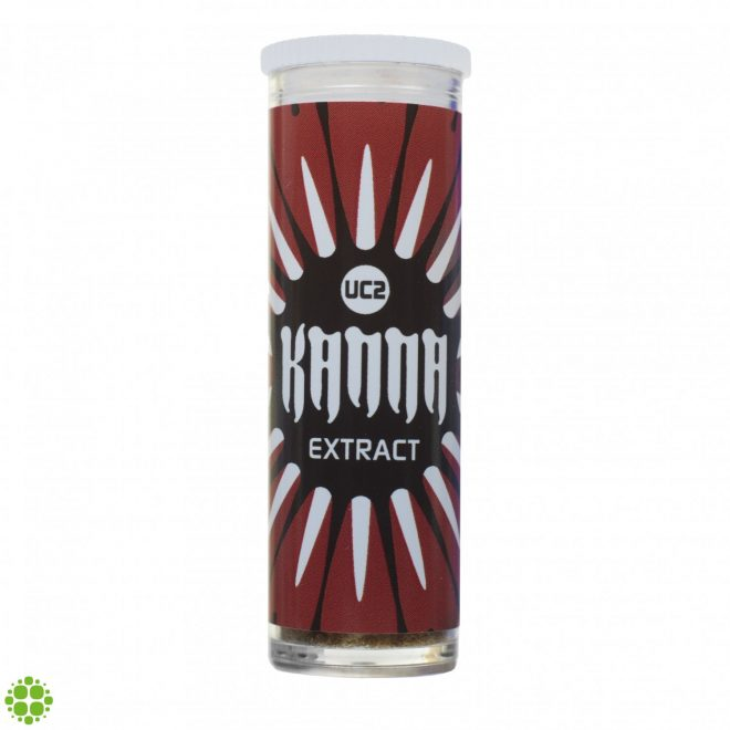 Kanna UC2 extract