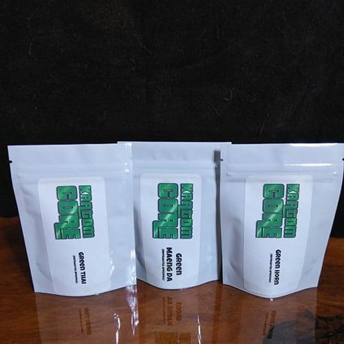 Green Vein Kratom Sample Pack