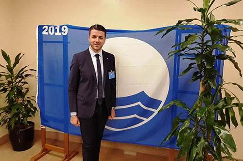Qualità acqua e spiagge: Castellabate conquista la 21esima bandiera blu