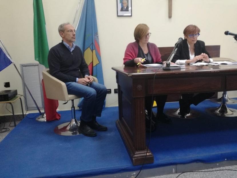 Battipaglia. Conferenza stampa della sindaca sul bilancio