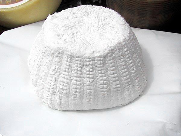 Ricotta bufala campana alimento anti-caldo