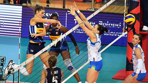 Asd Battipagliese Volley sconfitta nella prima di campionato