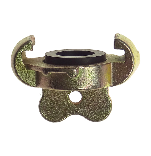 End cap with or without chain with rubber gasket