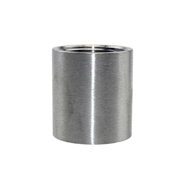 Socket full length made of stainless steel