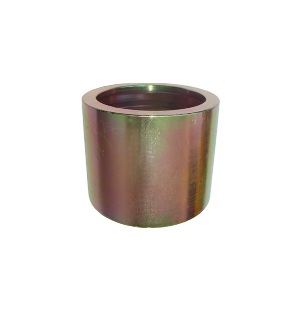 Presshülse für die hydraulische Schlauchverpressung