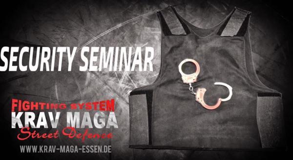 Krav Maga Law Enforcement Seminar