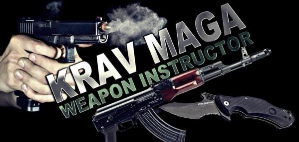 Krav Maga Weapon Instructor