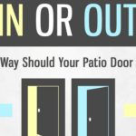 Should Your Patio Door Swing Out Or In Kravelv