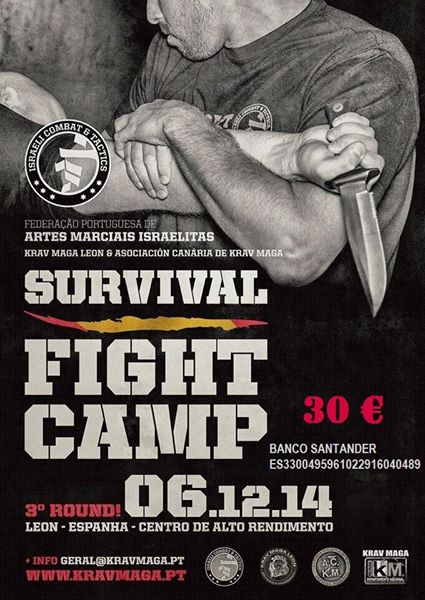survival fight camp leon