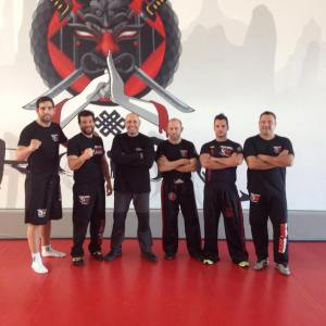 itay gil ronin instructores