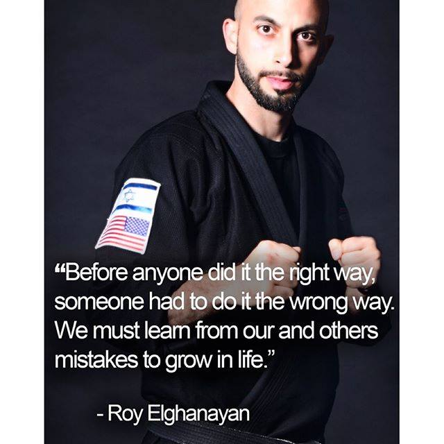 Roy Elghanayan in Leon Spain