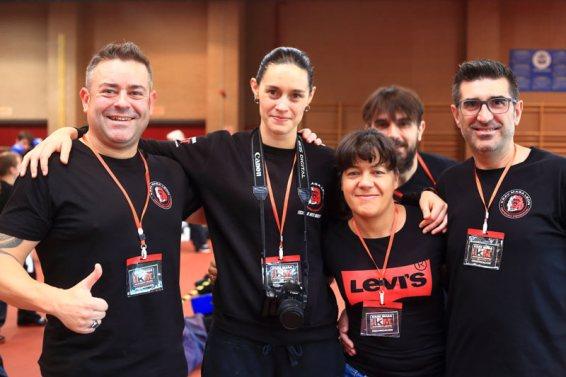 Seminario Krav Maga FEL España 2019