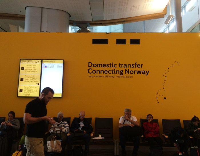 Forex oslo airport