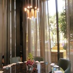 Indore Marriott Private Dining Area