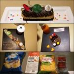Indore Marriott hors-d'oeuvres