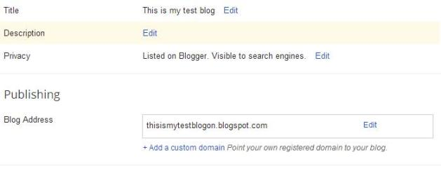 Custom Domain 1