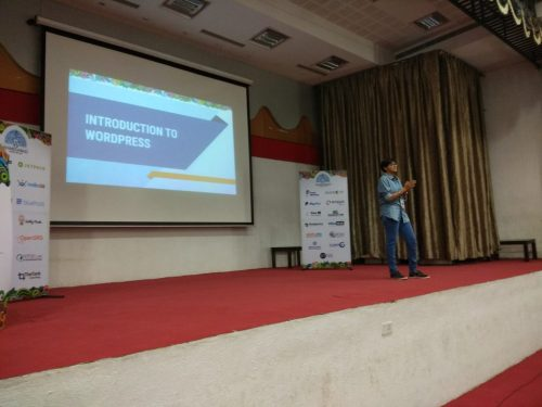 Introduction to WordPress By Dhara Vihol