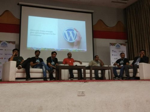 Panel Discussion on Career Opportunities with WordPress