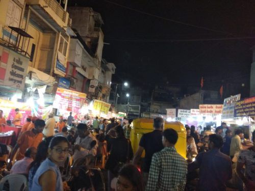 Manek Chowk - Street Food