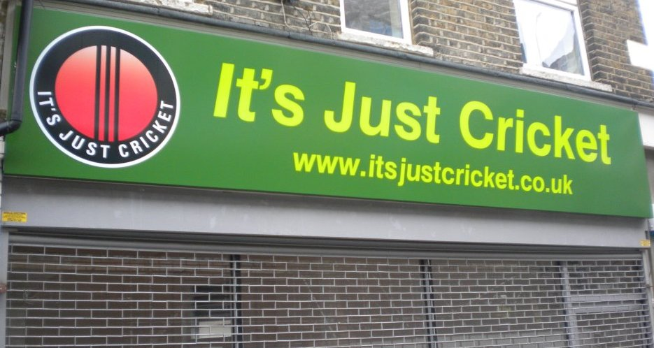It's Just Cricket shop opens in South London