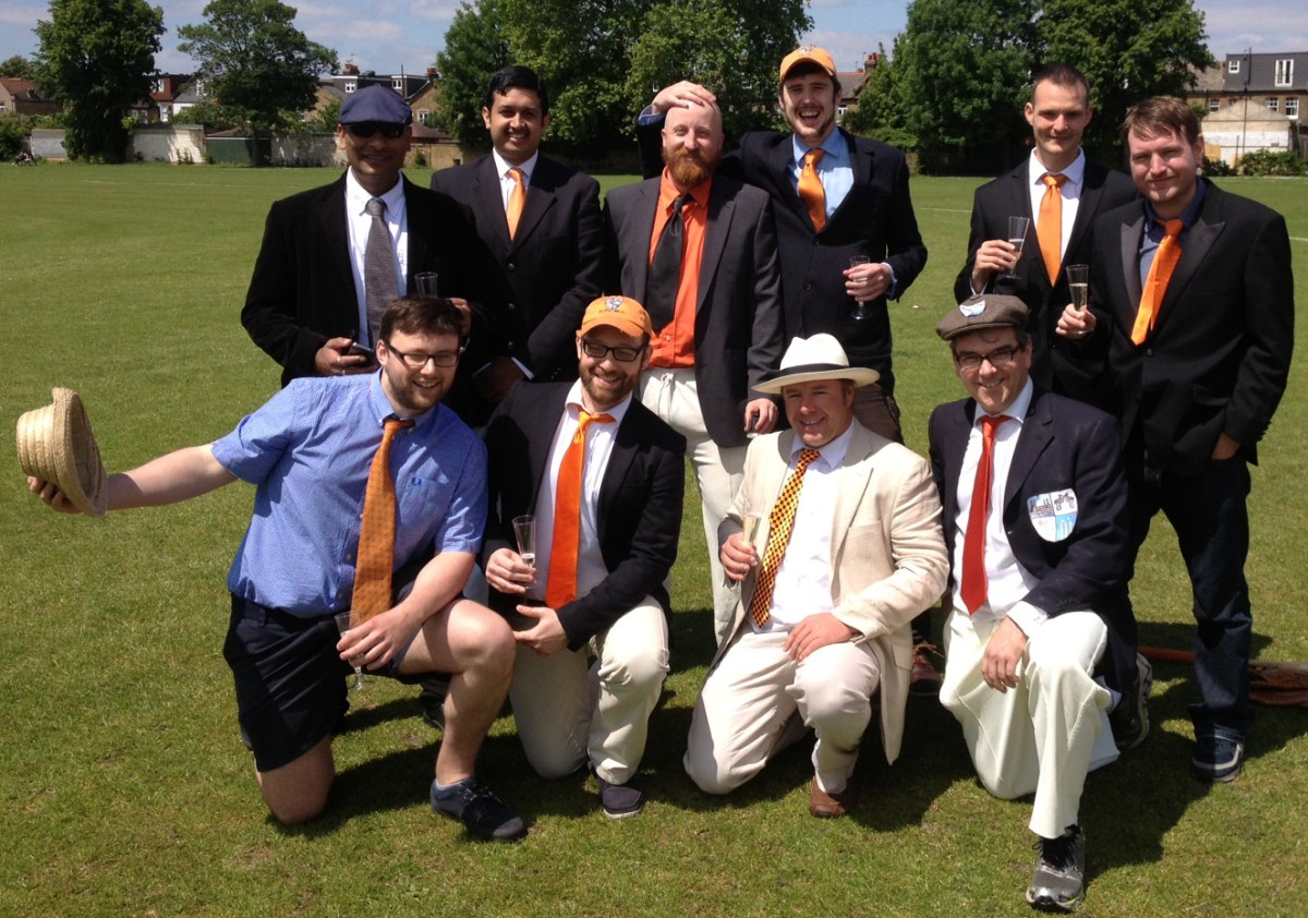 What a day! King's Road crack open the bubbly to mark 100 games (but lose their fizz against the Badgers)