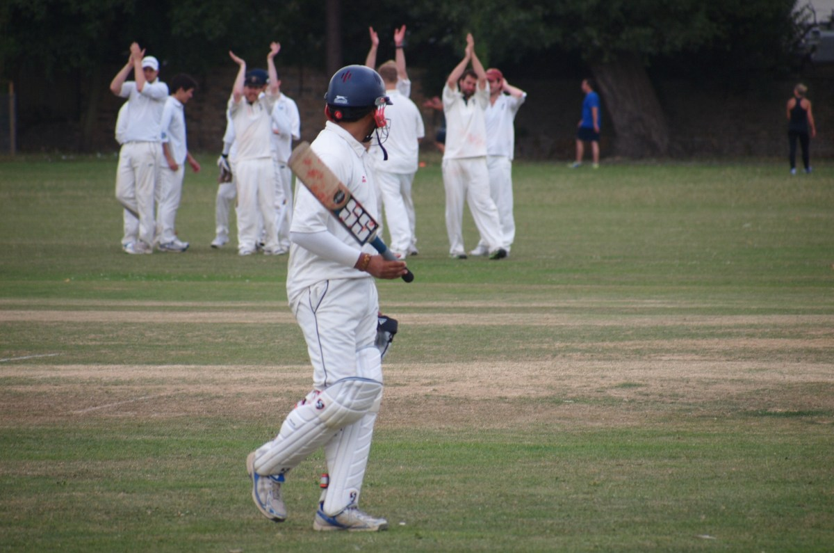 What a super first day! Lomas clapped off the pitch after hitting 96 before King's Road attack rips into the Badgers