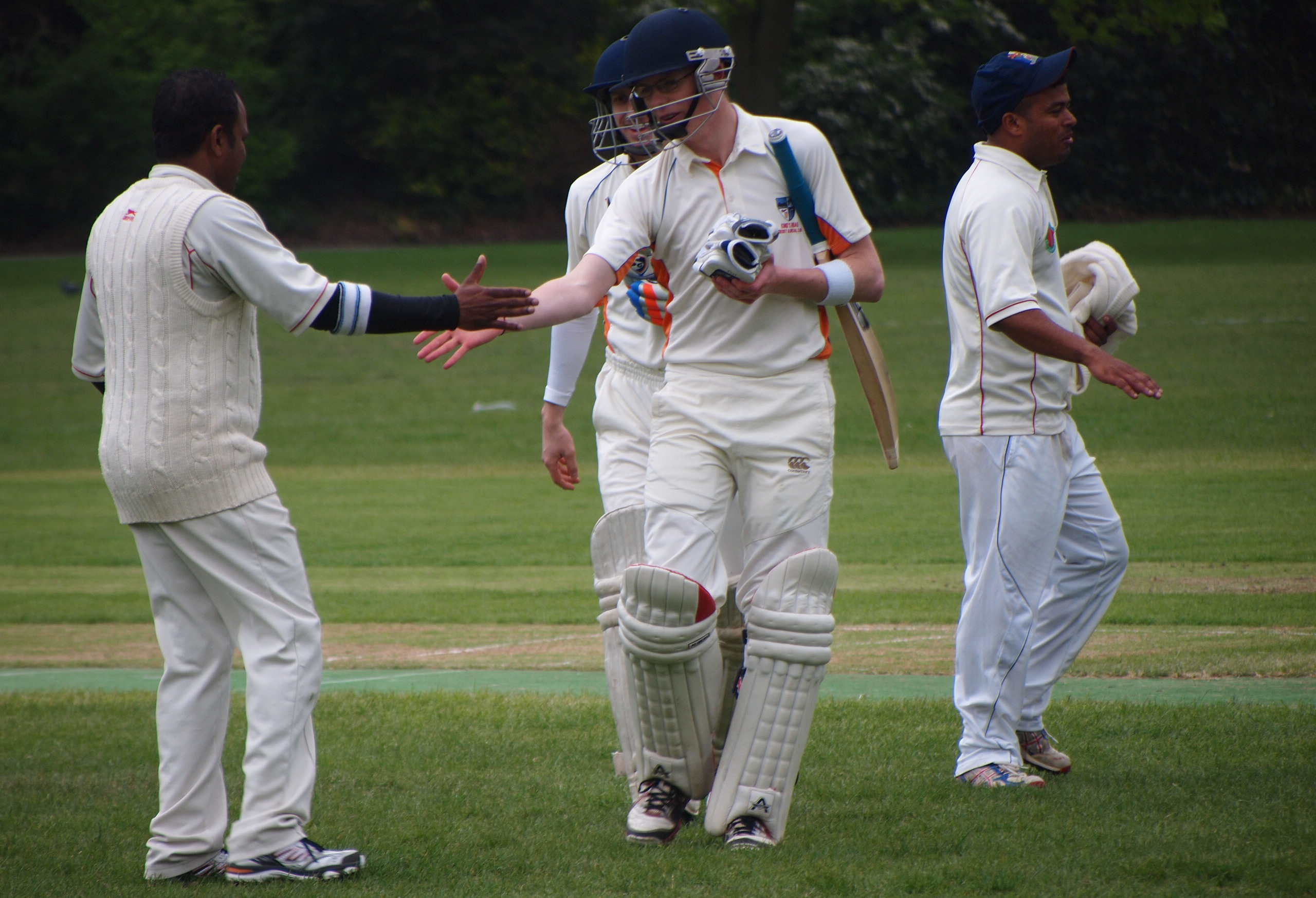289b6cf26ca A new beginning! King s Road beat Kensington   Chelsea CC in season opener