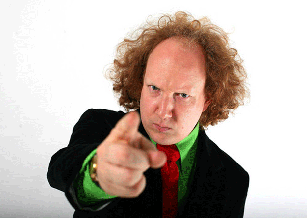 'It's Good Vs Evil': Honorary President Andy Zaltzman offers up his words of inspiration for the Super Test