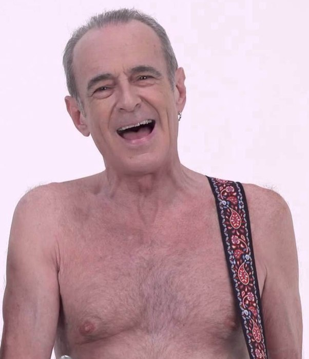 Down down ... Francis Rossi
