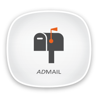 unaddressed admail direct mail