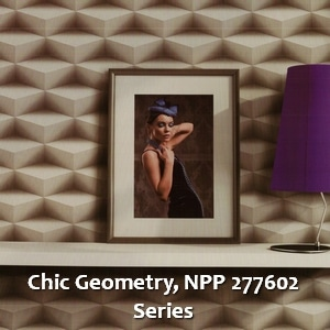 Chic Geometry, NPP 277602 Series