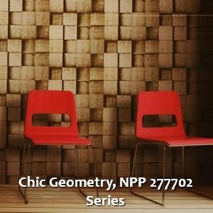 Chic Geometry, NPP 277702 Series
