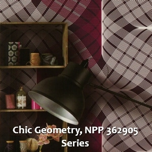 Chic Geometry, NPP 362905 Series