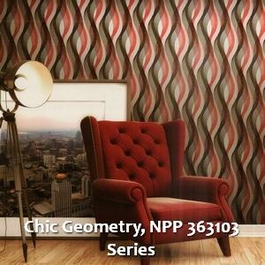 Chic Geometry, NPP 363103 Series