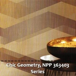 Chic Geometry, NPP 363403 Series