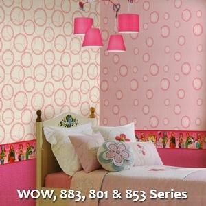 WOW, 883, 801 & 853 Series