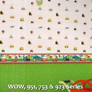 WOW, 951, 753 & 923 Series