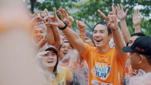 Cleo Smart Run 2016 Bersama Daniel Mananta